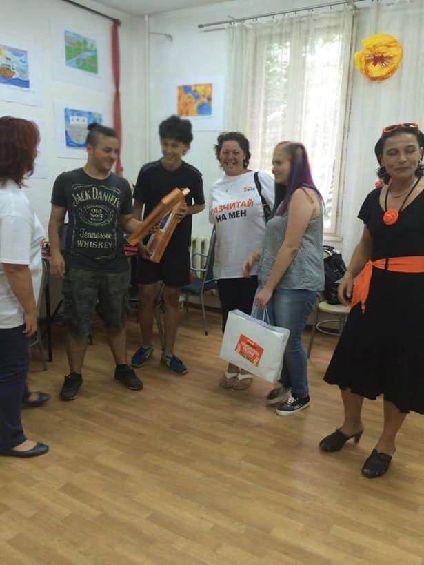 колеги от офис Козлодуй - 3