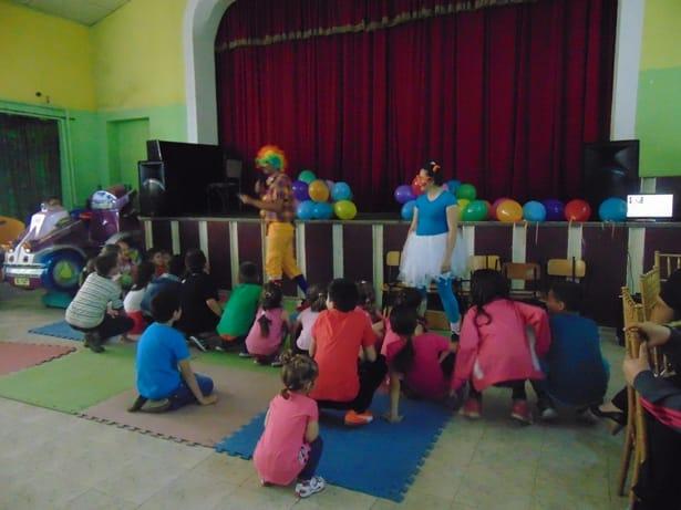 деца в детски център Камбанка