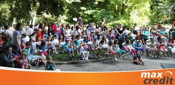 Макс Кредит зарадва децата в Добрич с безплатно представление