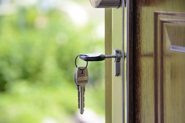 ключ в ключалка