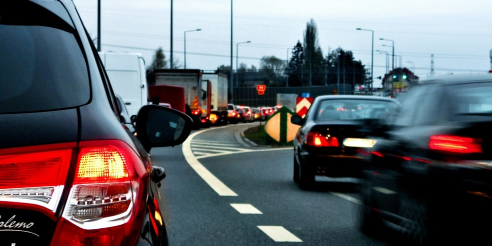 Спрели коли в градски трафик