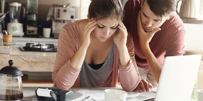 3 най-често срещани грешки при теглене на бърз кредит