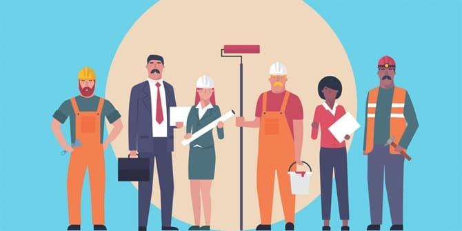 1 май - Международен ден на труда