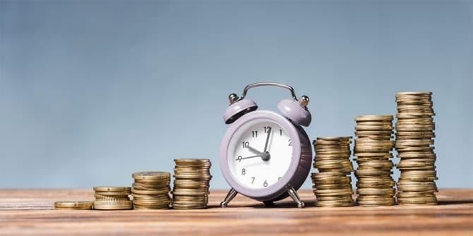 Тайната на дългосрочното спестяване